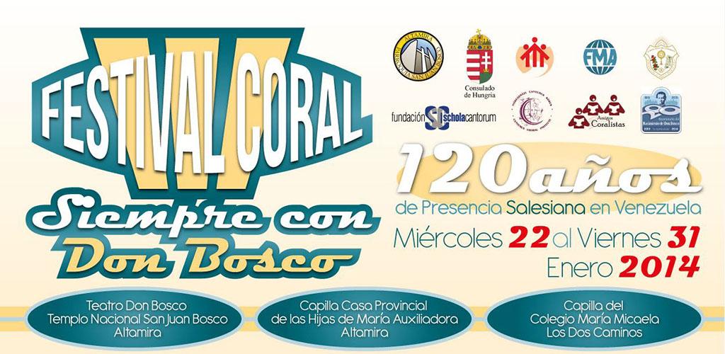 Festival Cora; Siempre con Don Bosco