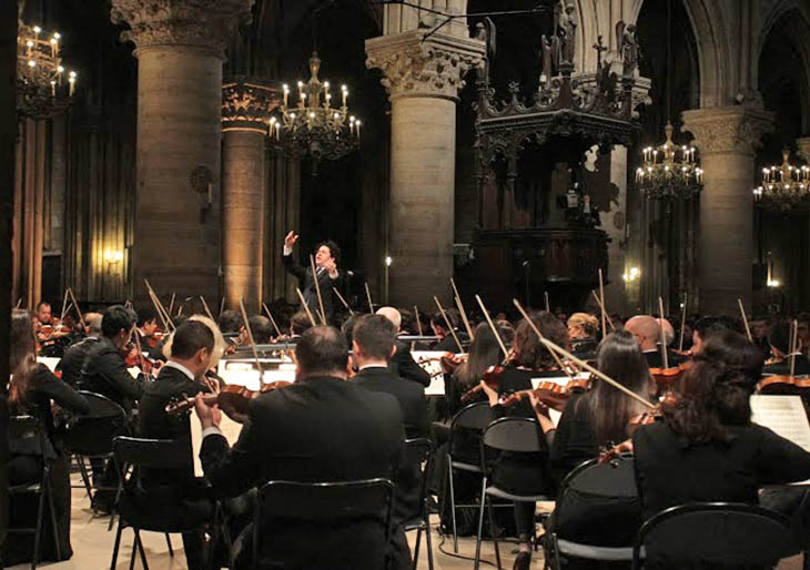 Dudamel seduce a los parisinos con un atrevido Réquiem de Berlioz