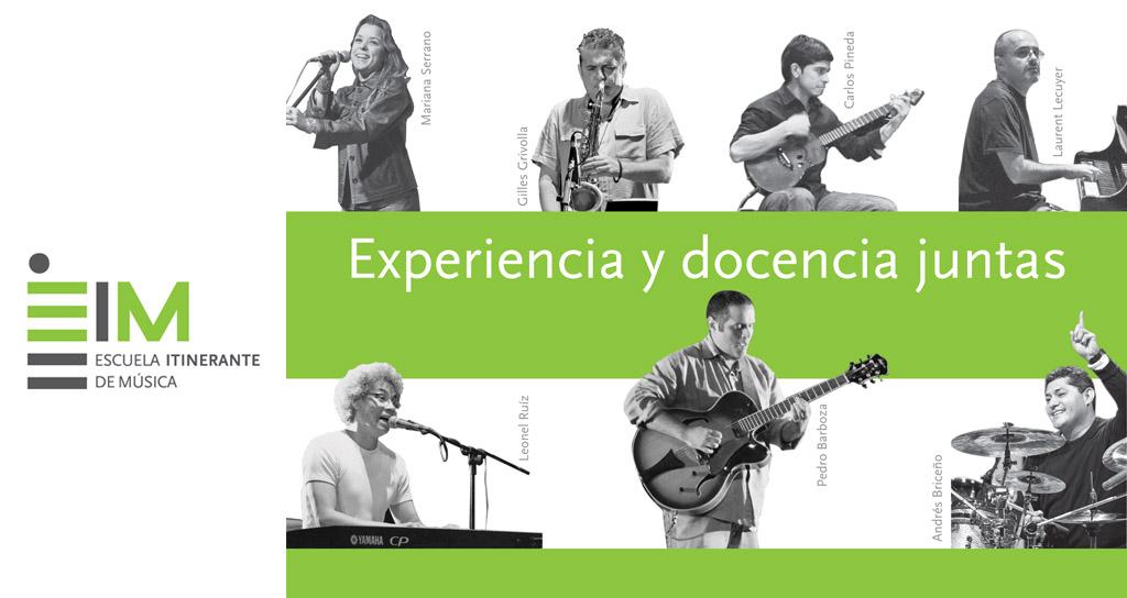 La Escuela Itinerante de Música inicia el tercer trimestre de inscripciones en el 2014
