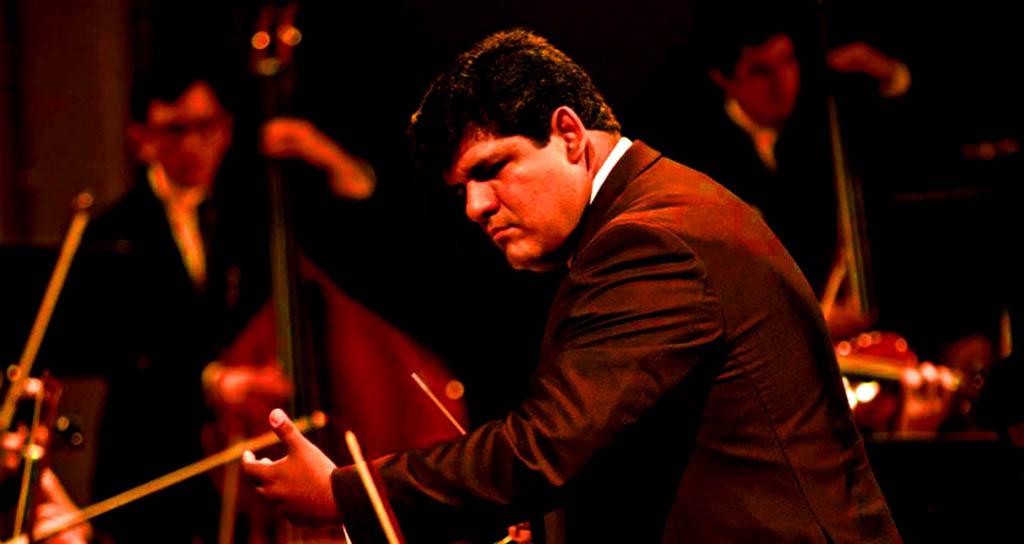 La batuta del peruano Espartaco Lavalle conducirá a la Orquesta Sinfónica Simón Bolívar