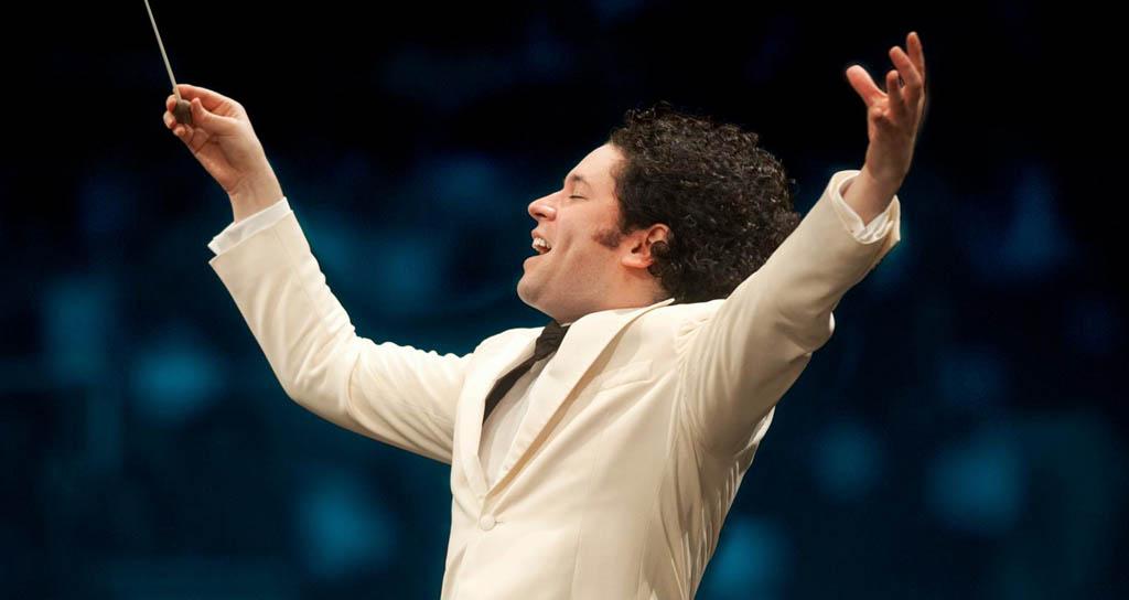 Gustavo Dudamel extiende contrato con Los Angeles Philharmonic hasta el 2022