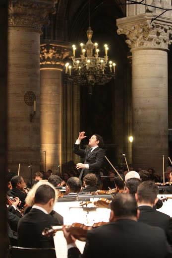 Gustavo Dudamel Notre Dame