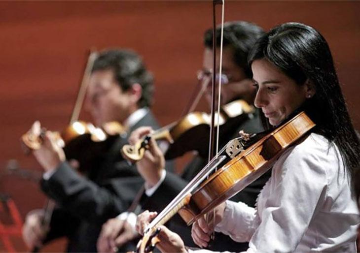 Gustavo Gómez y Ligeia Ospina: Relato de un 'filarmónico'