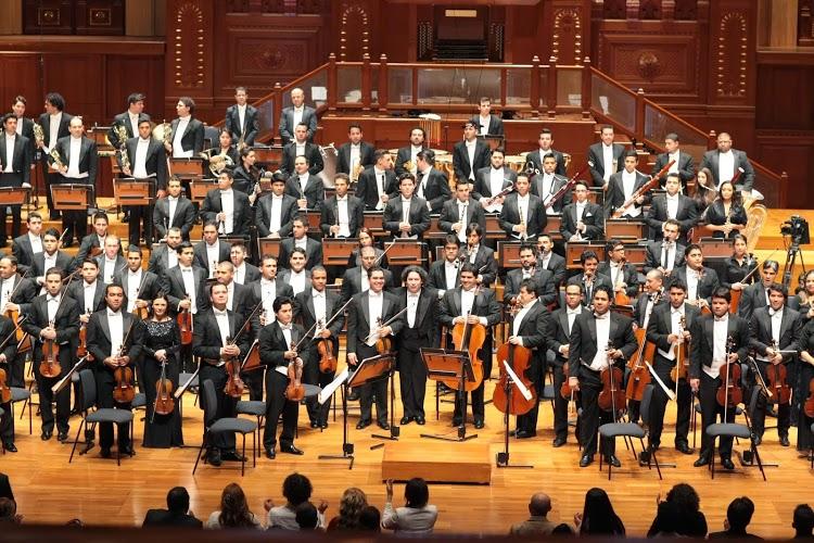 Los músicos venezolanos recibieron una calurosa bienvenida por parte del público asistente
