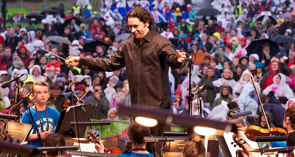 Niños de El Sistema Escocia comparten escenario con músicos venezolanos