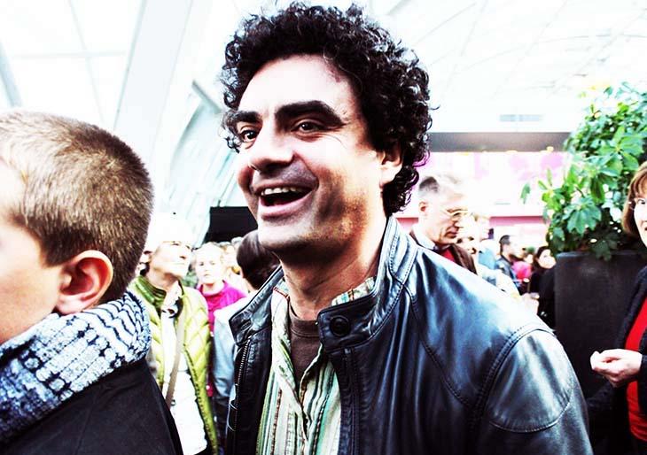 """Para empezar el 2014, Flashmob """"Hallelujah"""" Rolando Villazón"""