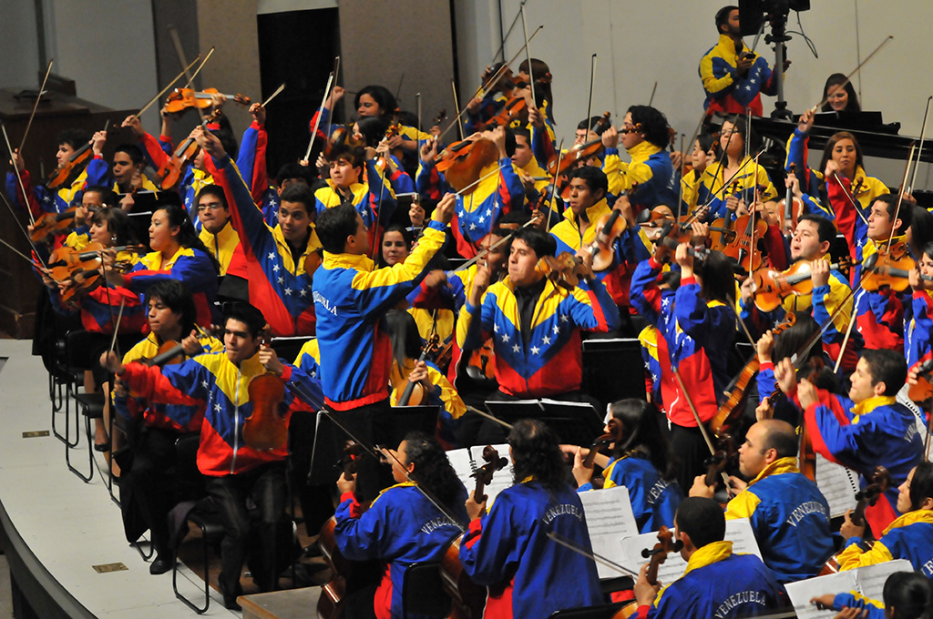 Sinfónica Juvenil Caracas