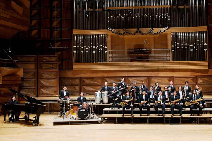 Simón Bolìvar Big Band Jazz