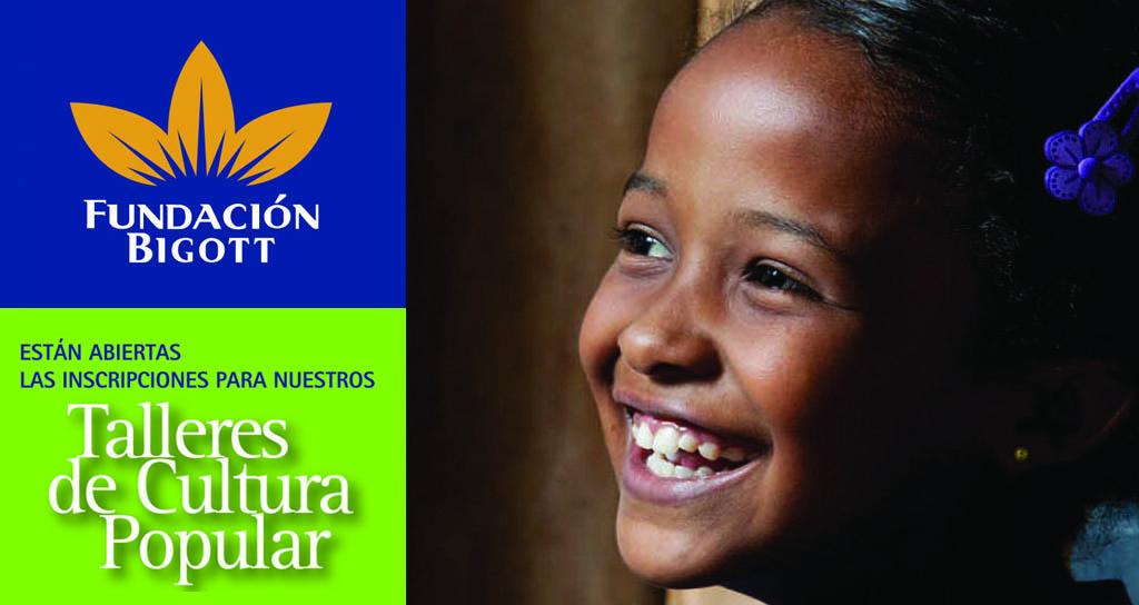 Fundación Bigott inicia Talleres de Cultura Popular en Febrero
