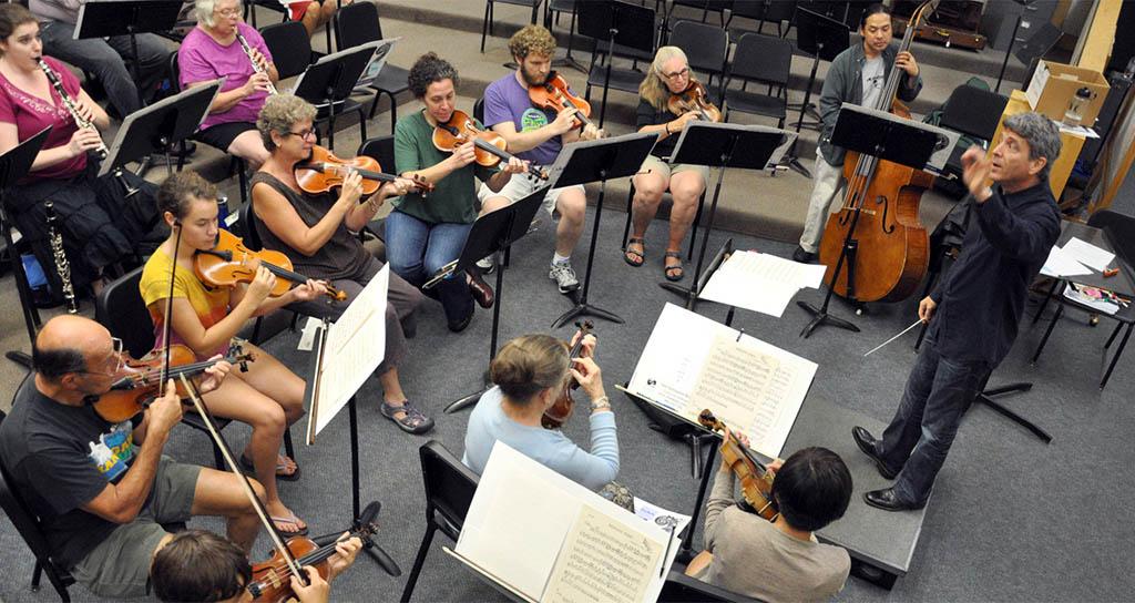 Músicos con trastornos mentales crean orquesta para borrar estigmas