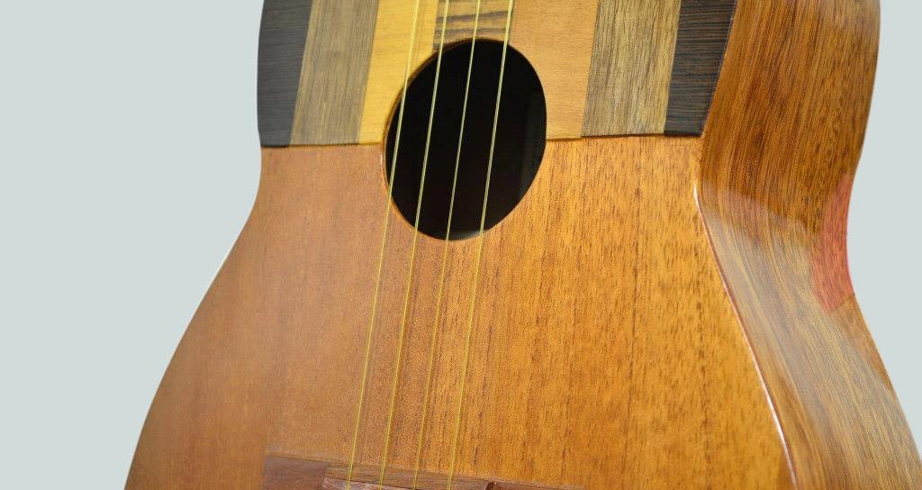 Falleció el Maestro Chikón Hau, Luthier de Chacao