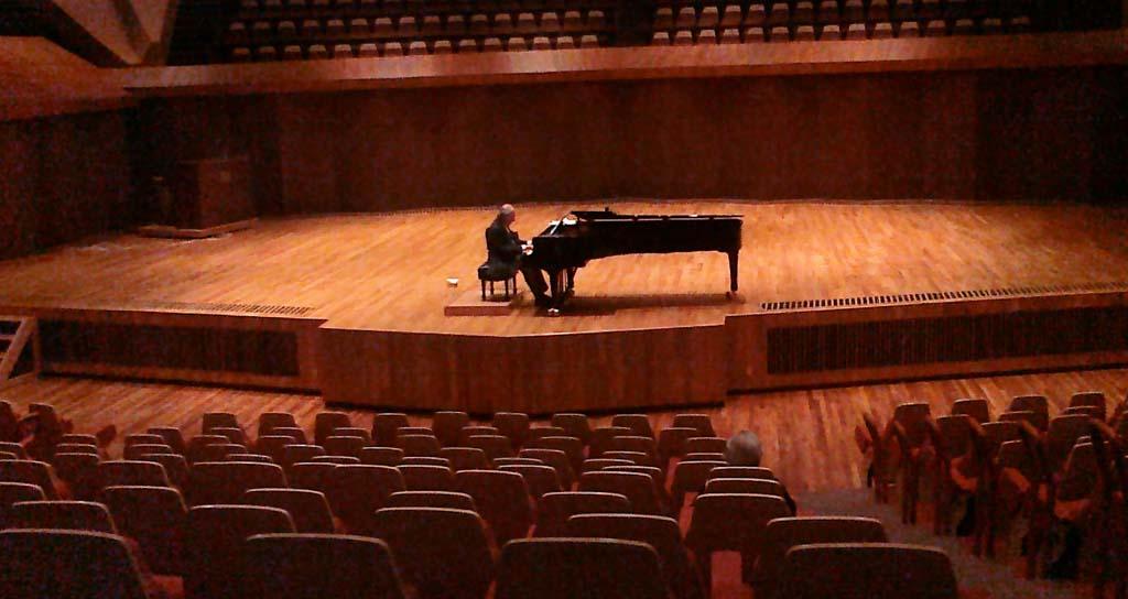 ¿Por qué tosemos más en los conciertos de música clásica?