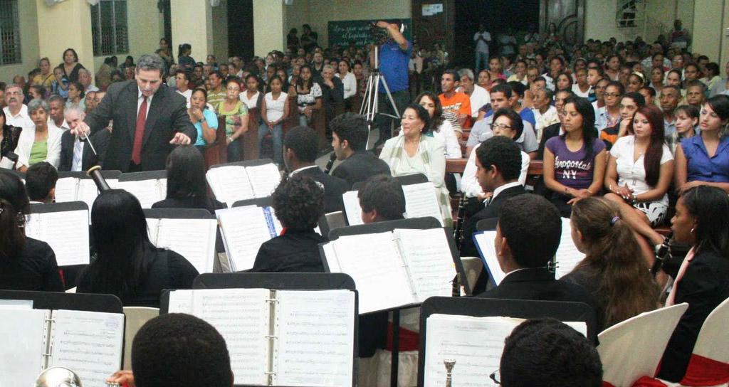 En Brasil, la música es un verdadero instrumento contra la pobreza