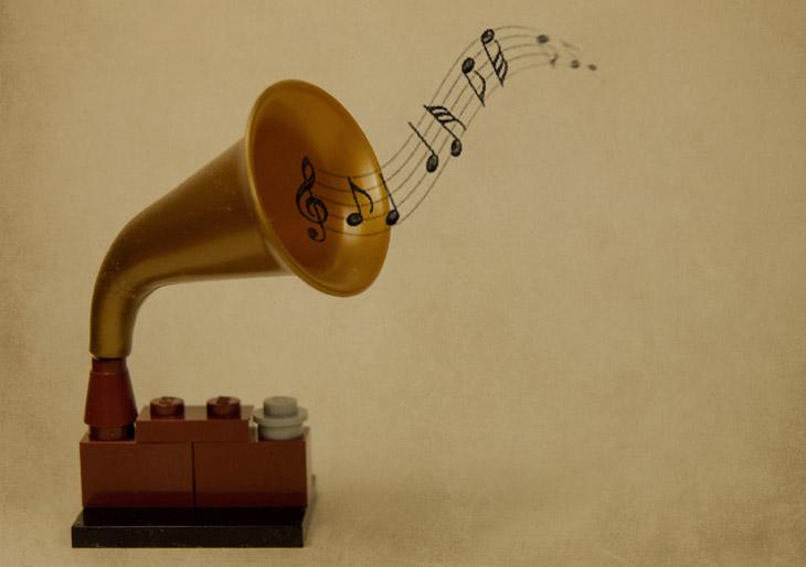 El uso de la tecnología en la música