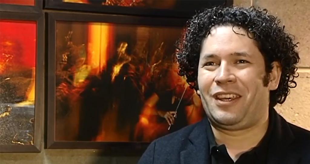 Gustavo Dudamel abre el año musical en Venezuela