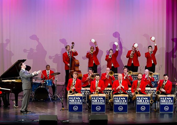 El mejor Jazz y Swing con 'La orquesta de Glenn Miller'