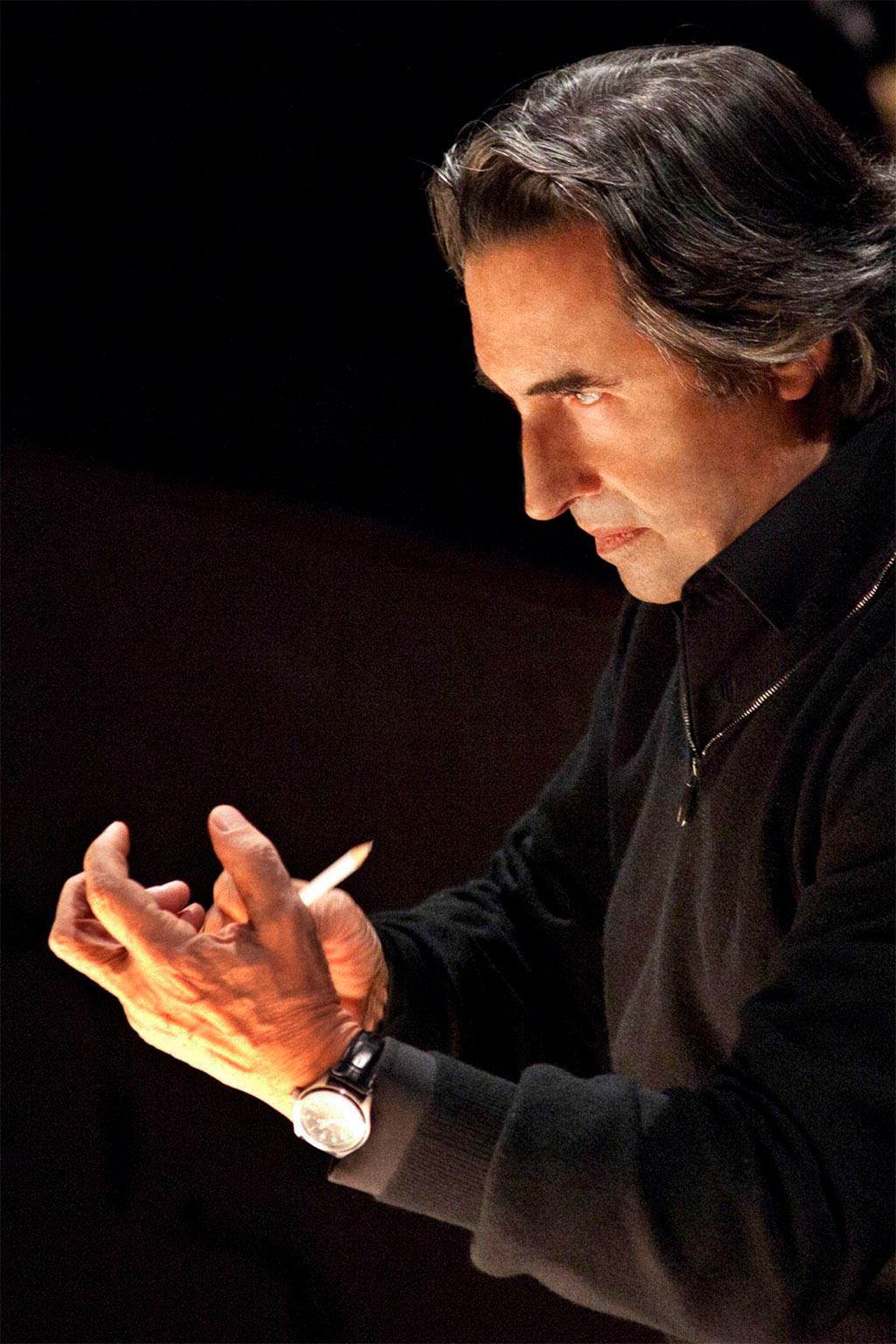 Maestro MUTI @Silvia Lelli