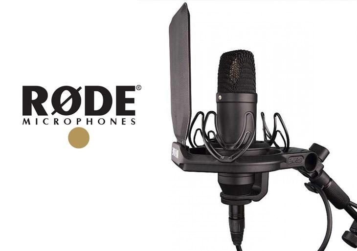 El nuevo micrófono NT1 RØDE