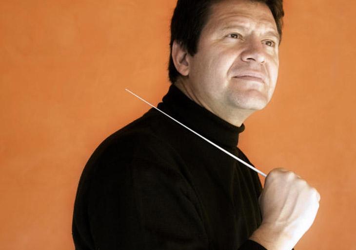 El venezolano Hernández-Silva, nuevo director de la Filarmónica de Málaga