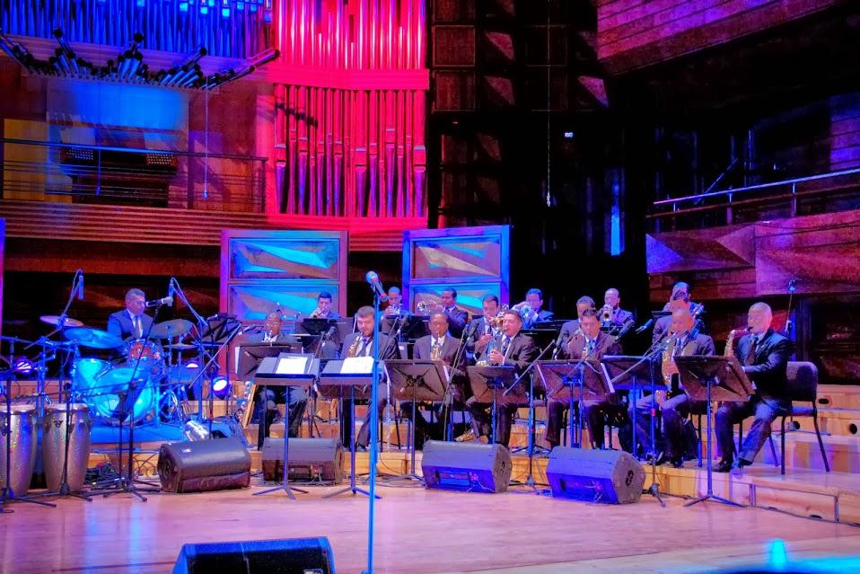 La Simón Bolívar Big Band Jazz del Conservatorio de Música Simón Bolívar, abrió el primer concierto de la programación aniversaria que desde febrero y hasta marzo de 2014, llevará a cabo El Sistema para celebrar sus 39 años