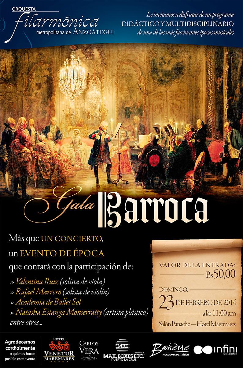 Gala Barroca