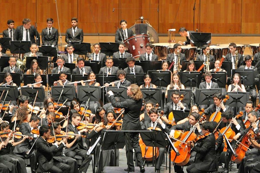 Sinfónica Juvenil Teresa Carreño de Venezuela en Salzburgo
