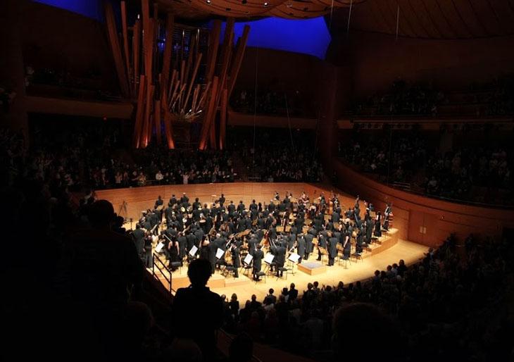 La 3° y 4° sinfonías de Tchaikovsky se destacaron con venezolanidad en Los Ángeles
