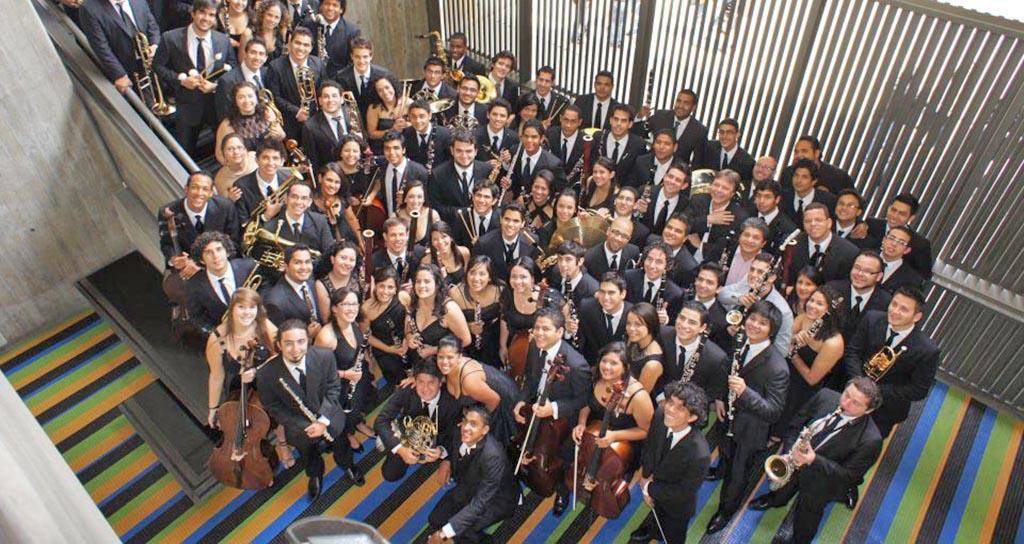 Banda Sinfónica Juvenil Simón Bolívar realiza gira por Venezuela y Colombia