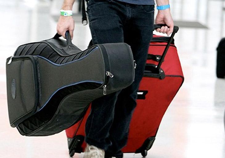 El Parlamento Europeo decide que los instrumentos musicales son equipaje de mano