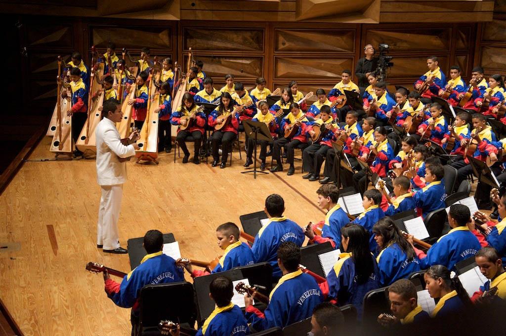 Músicos guariqueños exaltarán el folclore venezolano en la fiesta aniversaria de El Sistema