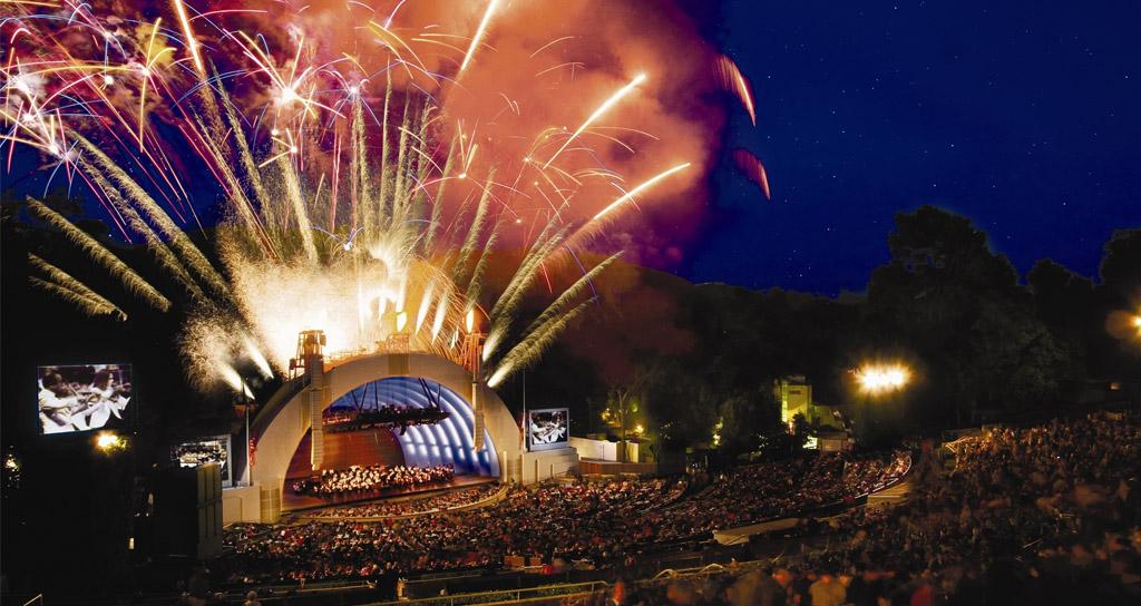 Hollywood Bowl ofrece una temporada de estrellas