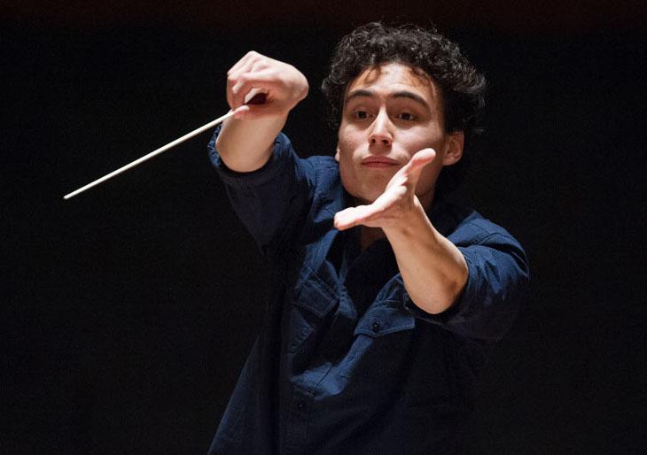 El venezolano Ilyich Rivas dirige a la Sinfónica de Galicia el jueves en Vigo