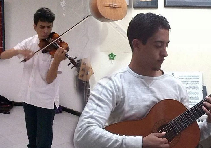 Dos músicos de El Sistema detenidos en Aragua