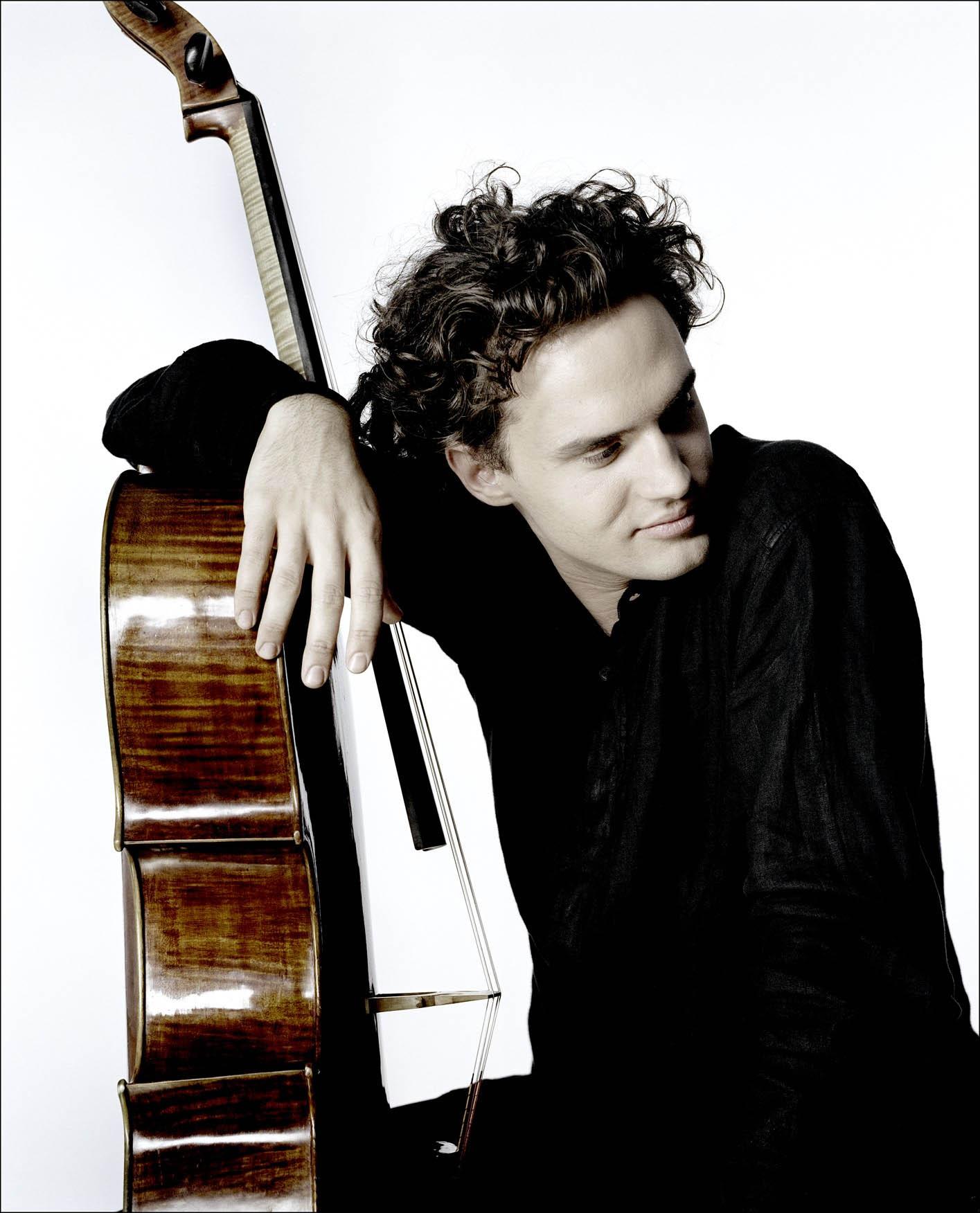 Leonard Elschenbroich: «Ser violoncelista era tan natural para mí, que nunca fue un sueño ni una decisión»