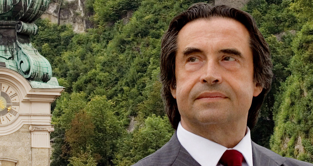 Riccardo Muti homenajeará a Claudio Abbado en el Festival de Rávena