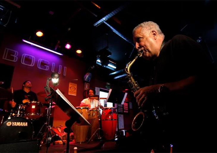 Celebra Paquito D'Rivera 60 años de carrera