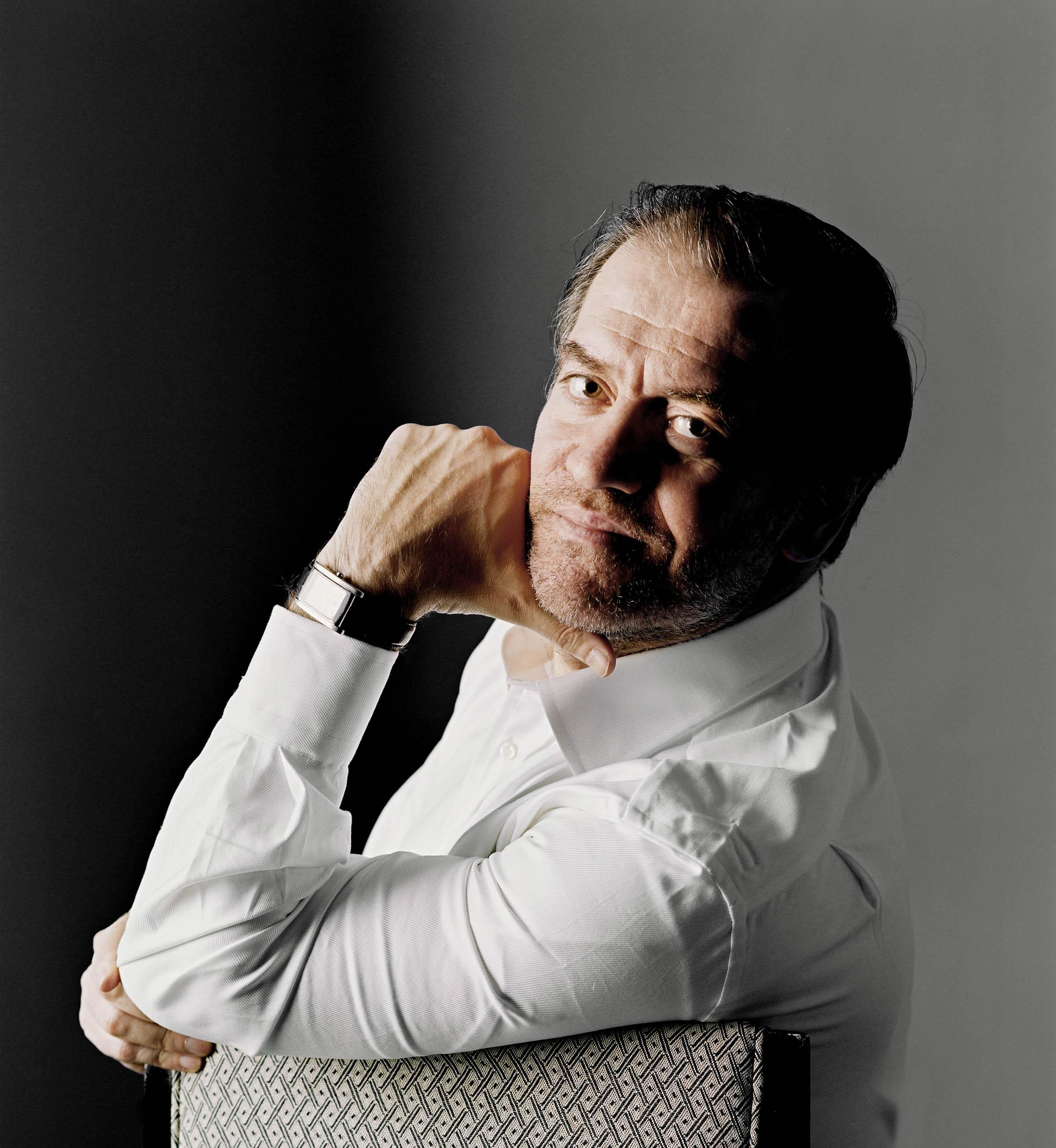 Valery Gergiev Photo Credit:  Decca/Marco Borggreve