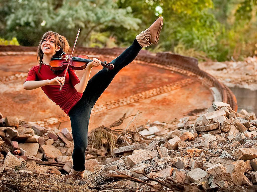 Quema 175 calorías con sólo una hora tocando el violín