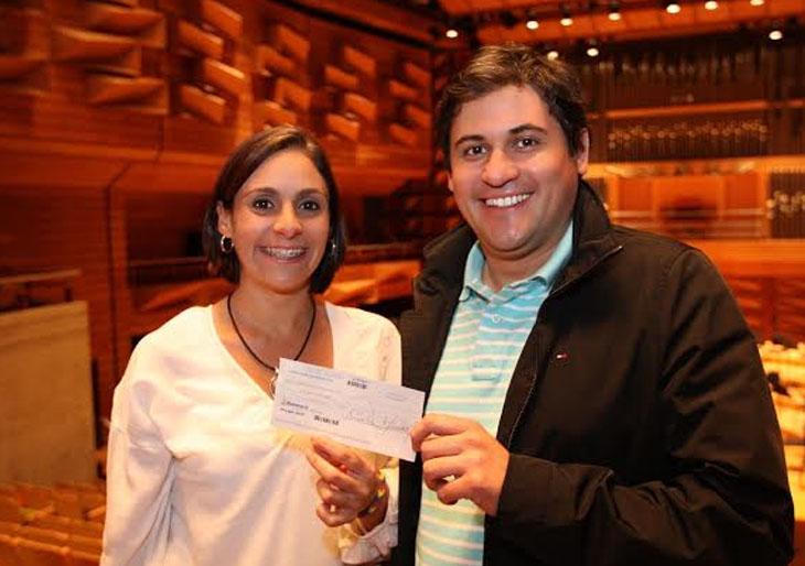 Banesco apoyará programa para niños con discapacidades del Sistema de Orquestas Juveniles e Infantiles de Venezuela