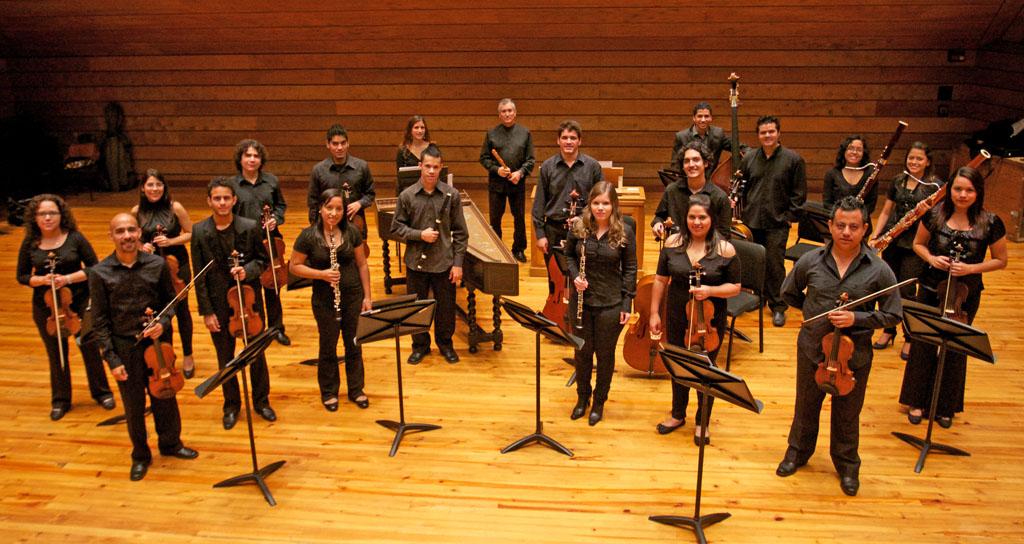Los sonidos de la música barroca invaden la Sala Fedora Alemán