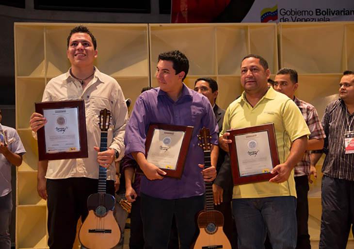 Con un concierto por la paz La Siembra del Cuatro celebra una década de logros