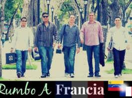 Este 24 de Marzo la exitosa y virtuosa agrupación GUASAK4 estará partiendo a la tierra de FRANCIA