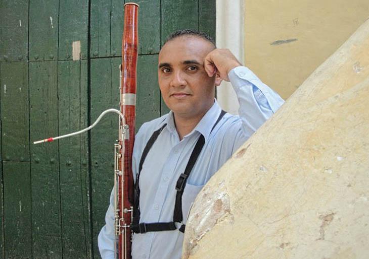 El fagot de Gregorio J. Riera brillará este sábado 05 de abril en el Teatro Alirio Diaz junto a la Sinfónica Juvenil de Carora