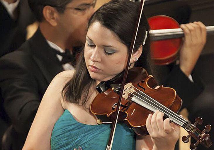 Juvenil de Carora junto a la violinista Kailbeth Chacín tendrán su segunda cita de concierto este Domingo 16 en el Alirio Diaz