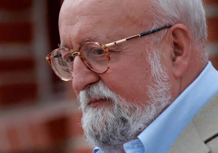 Penderecki, el autor de mayor influencia en la música aleatoria