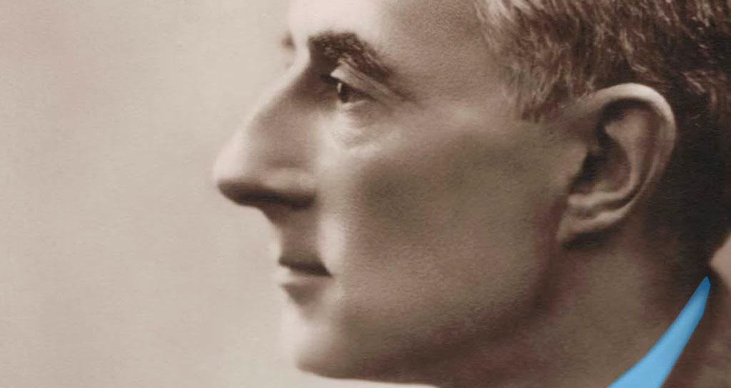 Hoy se conmemoran 139 años del nacimiento de Maurice Ravel