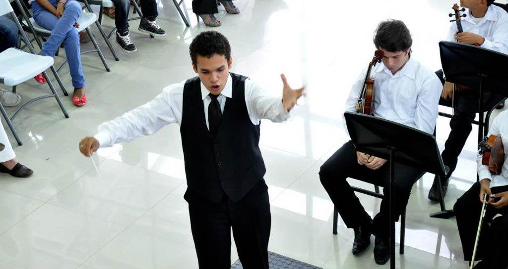 Gran concierto del Sistema Nacional de Orquestas y Coros Juveniles e Infantiles Simón Bolívar