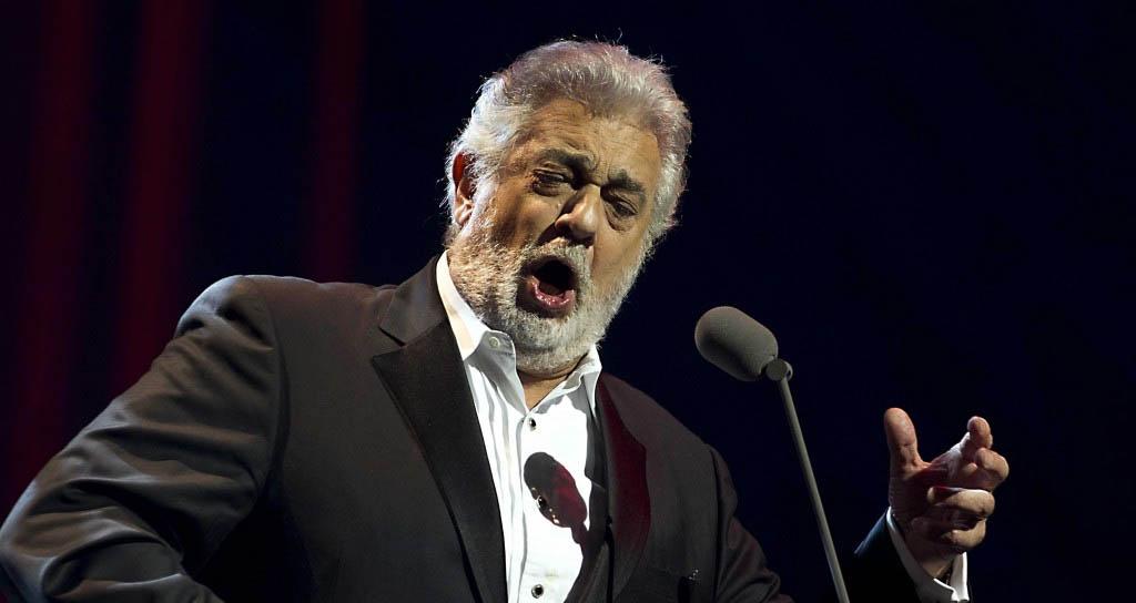 Plácido Domingo lanza discos inéditos