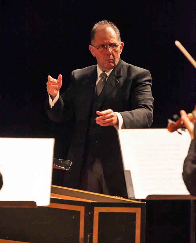 Maestro Rodolfo Saglimbeni