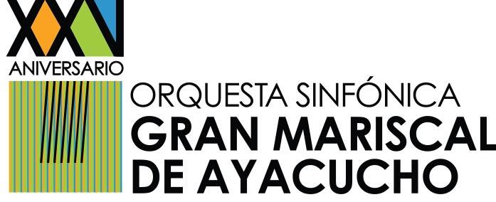 XXV Aniversario Orquesta Sinfónica Gran Mariscal de Ayacucho